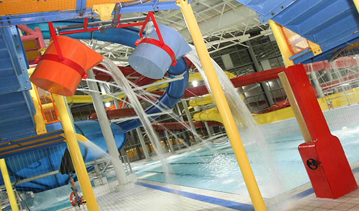 Cardiff International Pool Cardiff Bay