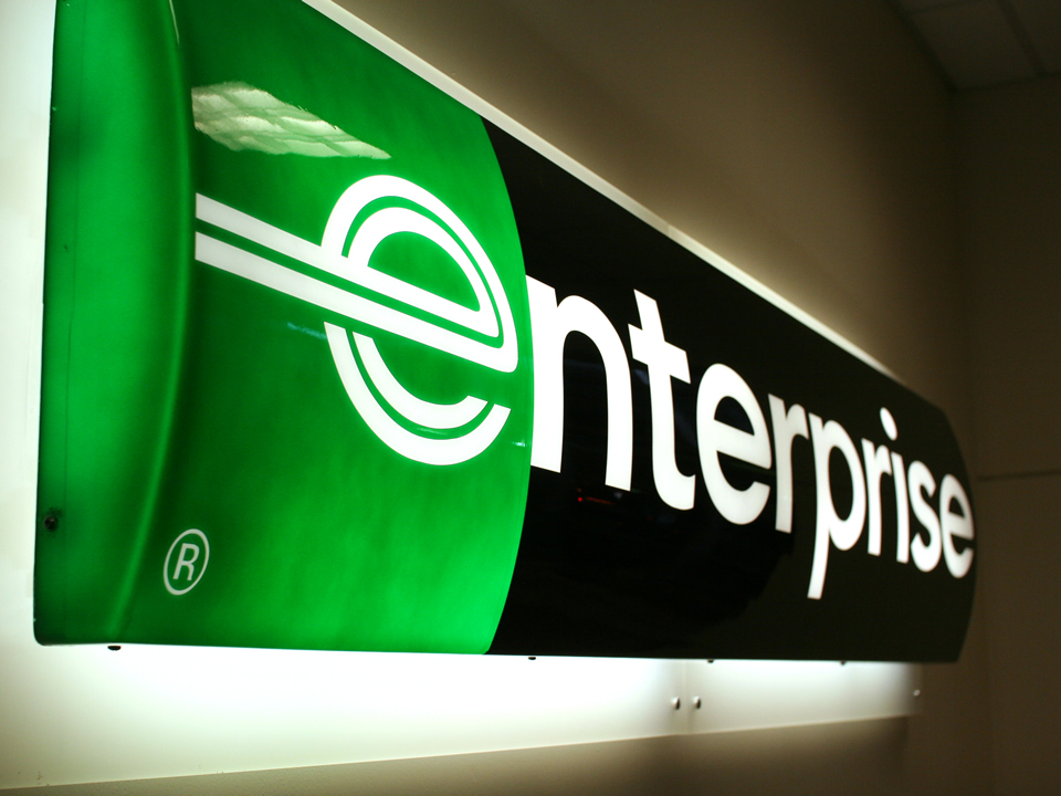 Enterprise Car Hire Cardiff