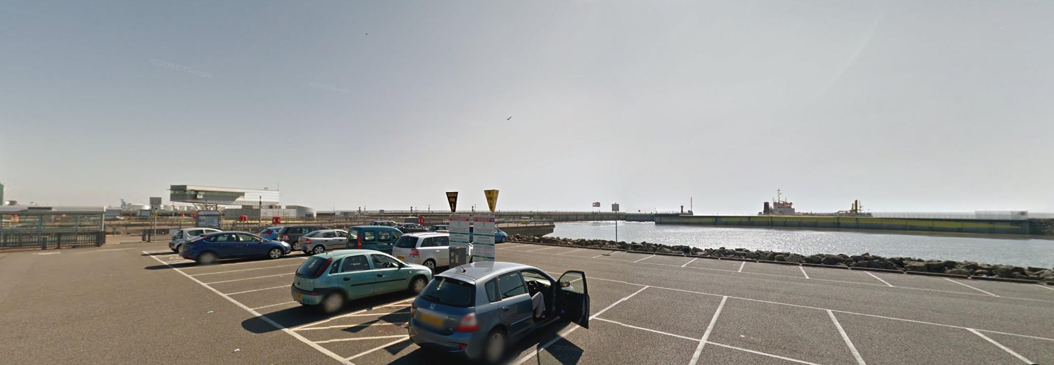 Cardiff Bay Barrage Car Park