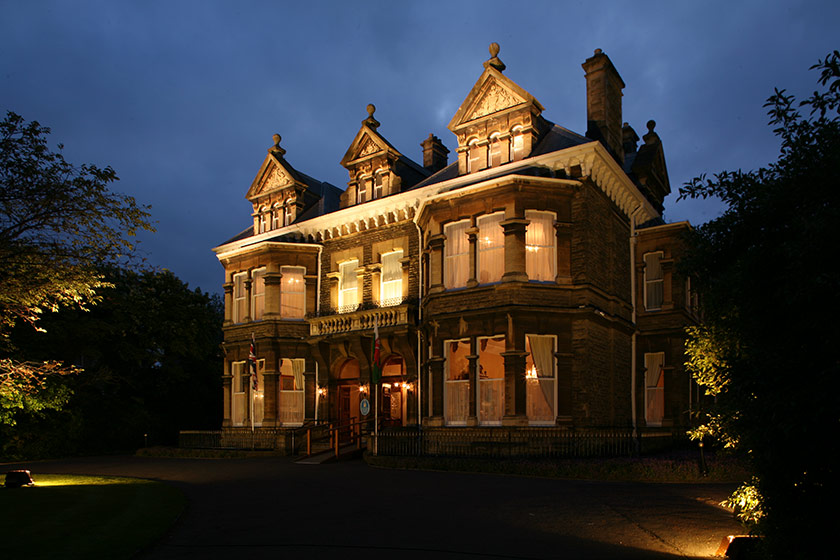 Mansion House Cardiff Bay