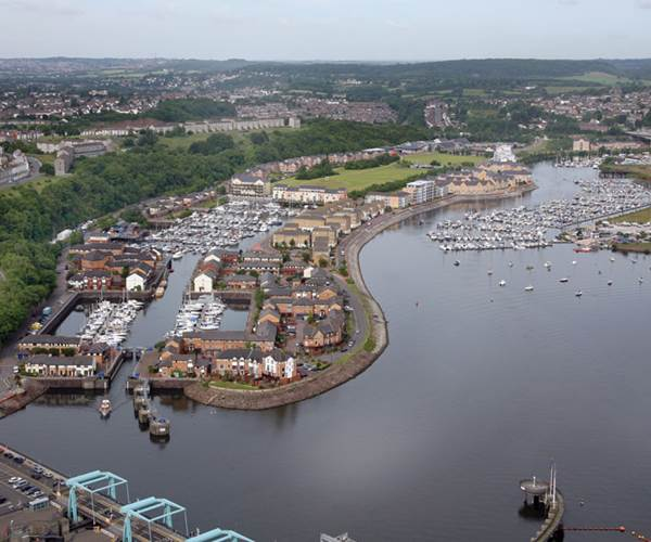 Hotels On Cardiff Bay: Penarth Quays Marina