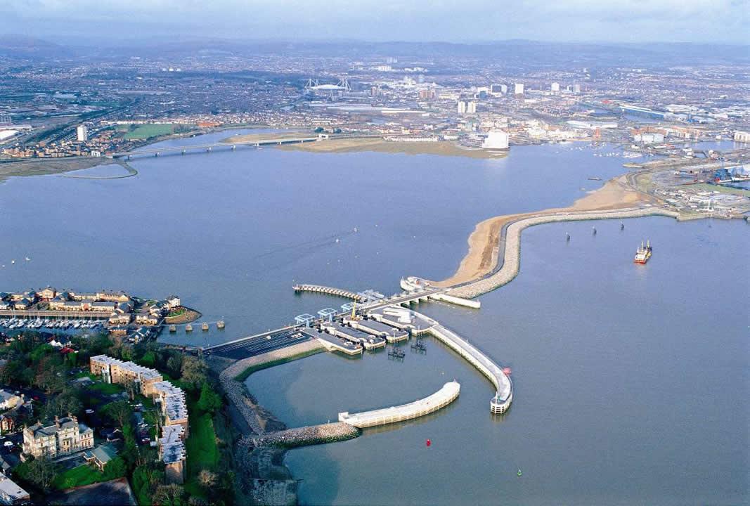 Cardiff Bay Barrage Cardiff Bay